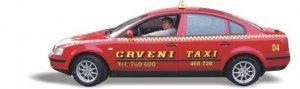 Crveni Taxi