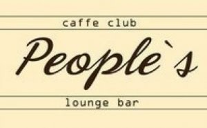 "Caffe club ""People's"""