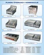 Plinski uređaji za ugostiteljstvo