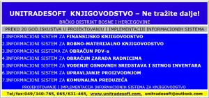 UNITRADE SOFT vl.Radenko Marjanovic s.p.