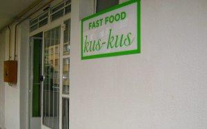 Fast Food Kus Kus