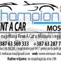Rent A Car Champion Mostar